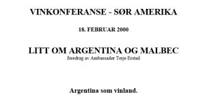Argentina2000